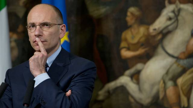 Letta will unter anderem das italienische Parlament verkleinern