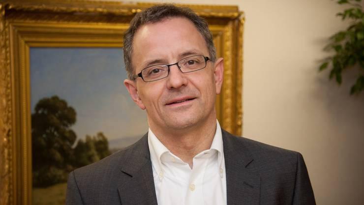 Hanspeter Hilfiker steht hinter dem revidierten Budget – anders als sein Partei- und Stadtratskollege Lukas Pfisterer.