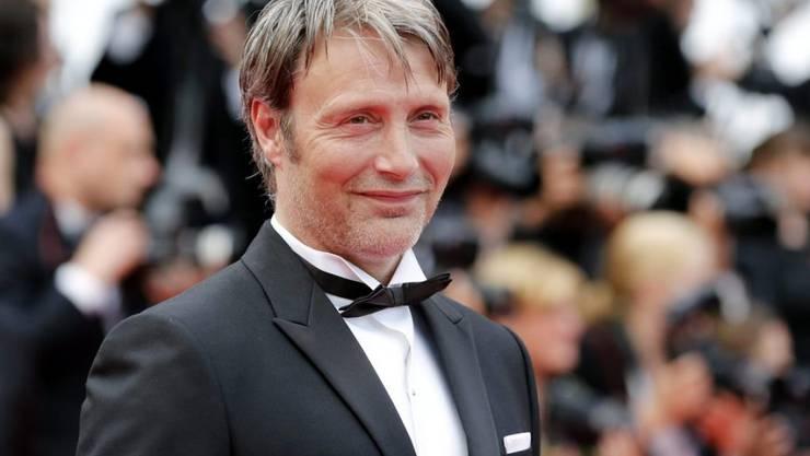 Der dänische Schauspieler Mads Mikkelsen wird heute 50 (Archiv).
