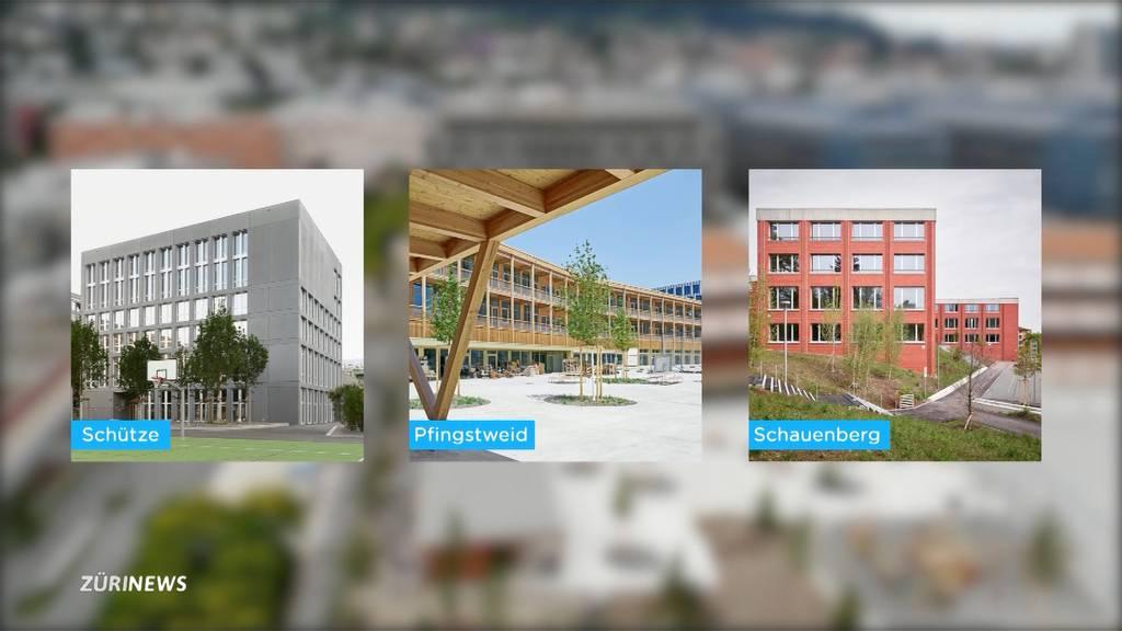 3 neue «Multifunktions-Schulhäuser» für Züri-West