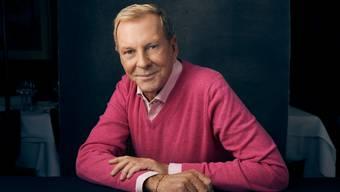 Enttäuscht von Cassis: Moderator Kurt Aeschbacher