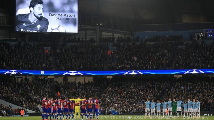 Schweigeminute vor Champions-League-Achtelfinal: Manchester City - FC Basel