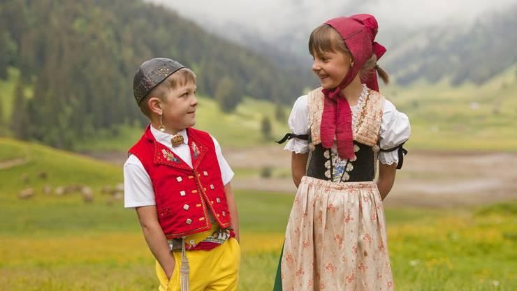 Auf Platz 3 von 156: Andere Staaten dürften genau studieren, was die Schweizer so glücklich macht.Swissimage