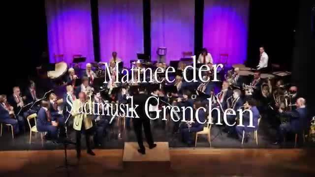 Abschlusskonzert Stadtmusik Grenchen