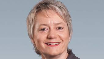 Jacqueline Fehr kandidiert für den Regierungsrat (Archiv)