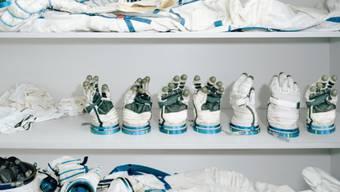Was der Kleiderschrank von Astronauten hergibt, ist zwar funktionell, aber nicht gerade schick. Die Raumfahrt soll dennoch die Mode der Zukunft inspirieren.