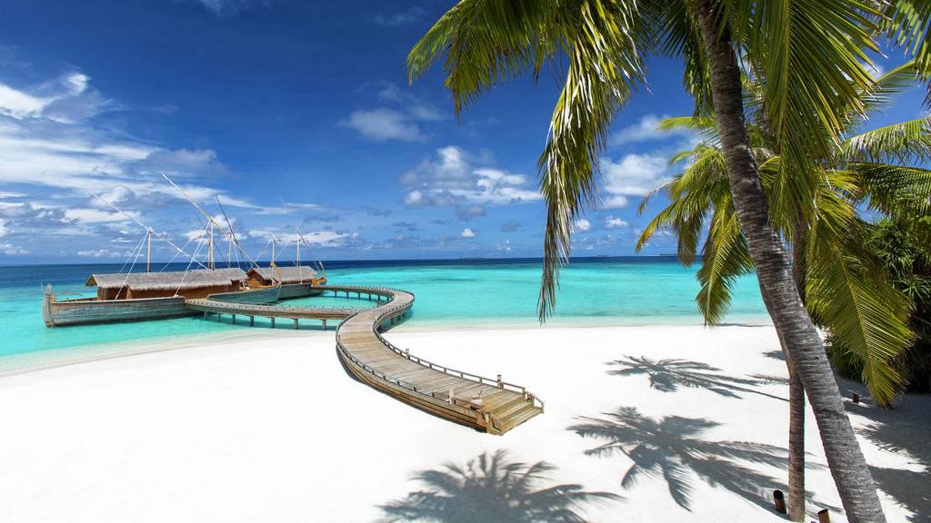 Steigende Nachfrage nach den Malediven wegen Social Distancing