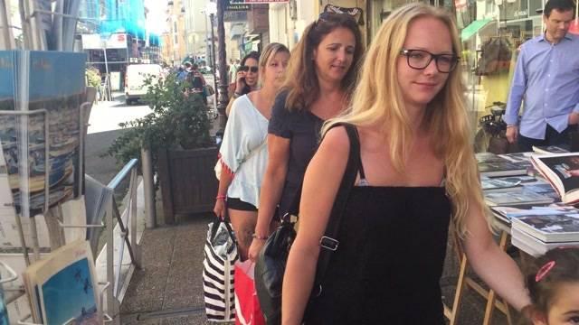Schweizer Augenzeugen berichten aus Nizza