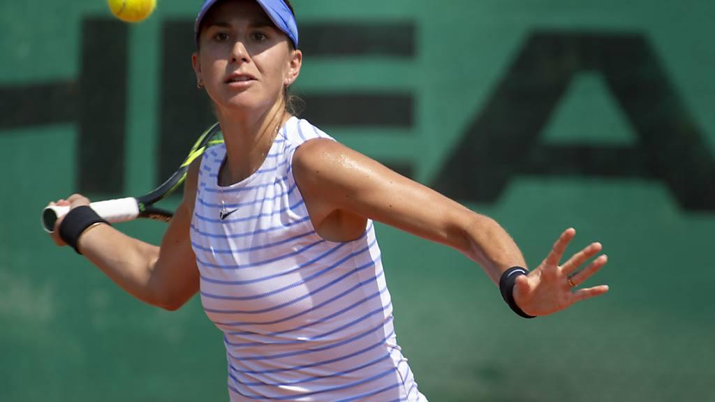 Bencic verzichtet auf Teilnahme am WTA-Turnier in Prag