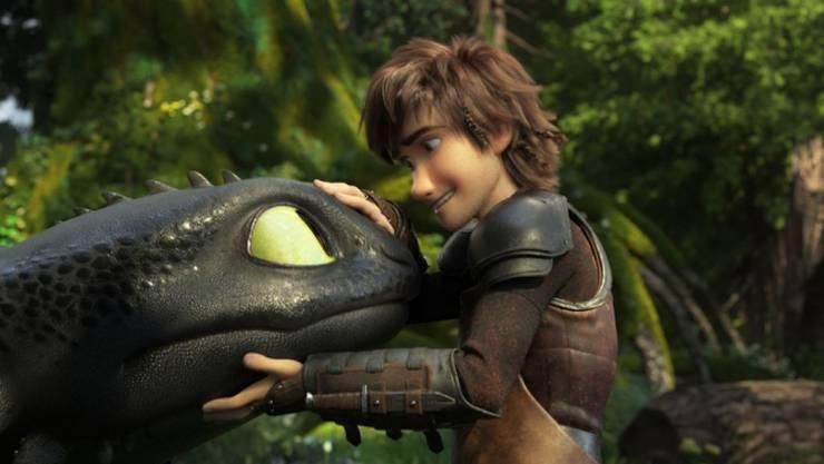 """Das diesjährige Animationsfilmfestival Fantoche vom 3. bis 8. September wird unter anderem Einblicke gewähren, wie der Film """"How To Train Your Dragon: The Hidden World"""" entstanden ist."""