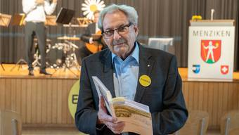 Karl Gautschi war früher als «Musteraargauer» Kolumnist beim Aargauer Tagblatt.