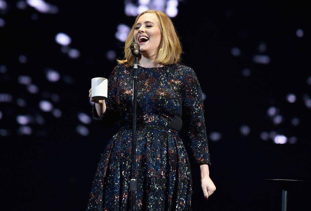 Adele ist krank