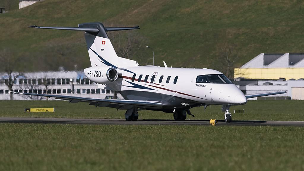 Pilatus Flugzeugwerke liefern fünfzigsten PC-24-Jet aus