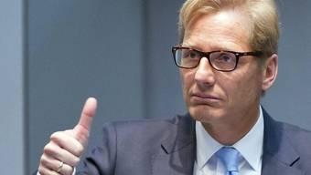Karl Gernandt, Verwaltungsratspräsident von Kühne + Nagel (Archiv)