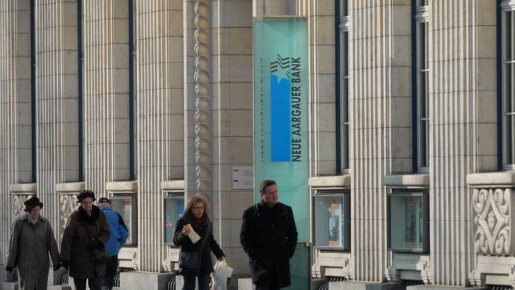 Allgemeine Aargauische Ersparniskasse, heute NAB.wal
