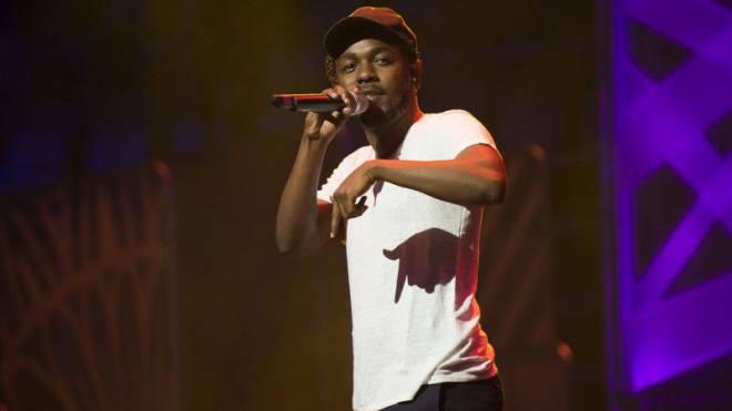 Rapper Kendrick Lamar. Foto: Keystone