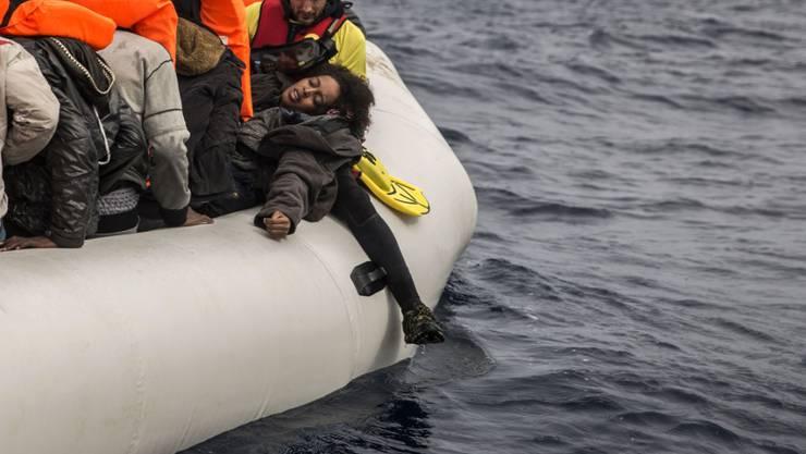 """""""Eine weltweite Lösung für ein weltweites Phänomen"""": Die Uno startet Beratungen für einen Migrations-Pakt. (Symbolbild)"""