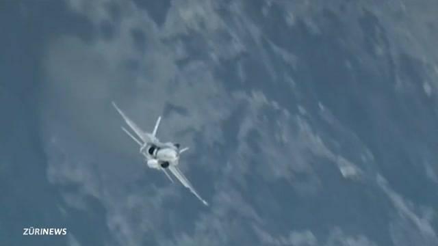 Kampfjet-Absturz: Fehlverhalten?