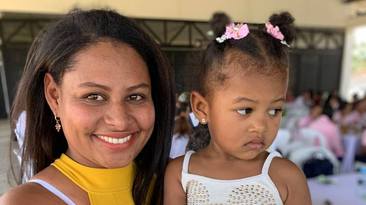 Monica Pedroza, einst Rebellin, heute Kaffee-Unternehmerin.