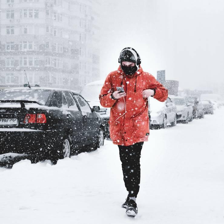 Es ist IMMER kalt in Russland