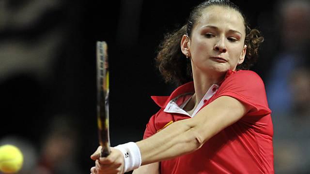 Amra Sadikovic wartet seit letztem Juni auf eine Halbfinalteilnahme an einem Profiturnier.