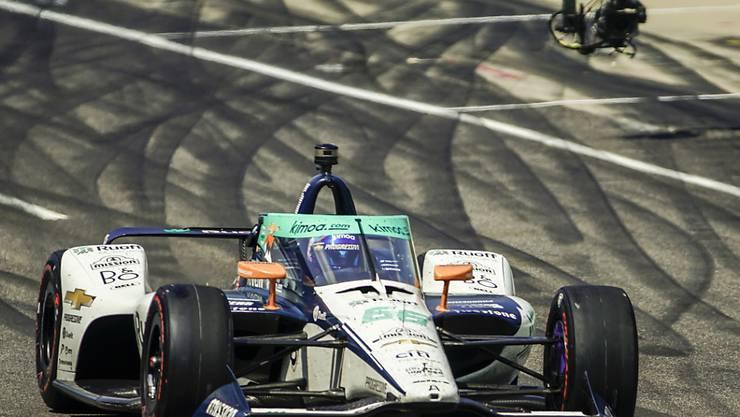 Fernando Alonso fehlt noch der Titel in Indianapolis für die Triple Crown