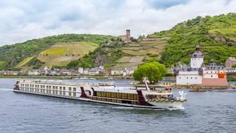 Das neue Twerenbold-Schiff wird der gleichen Schiffsklasse angehören wie die Excellence Princess, die seit 2014 in Betrieb ist.
