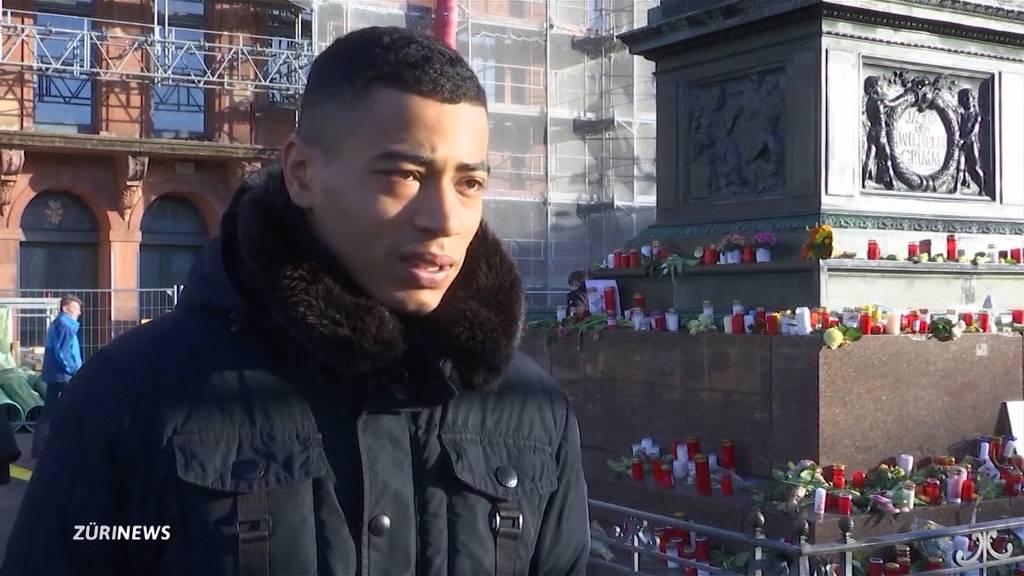 Hanau-Anschlag: «Ich kann nicht glauben, dass das uns passiert ist»
