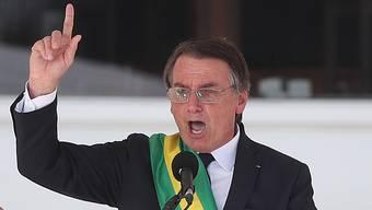 Bolsonaro-Vereidigung 2. Januar 2019