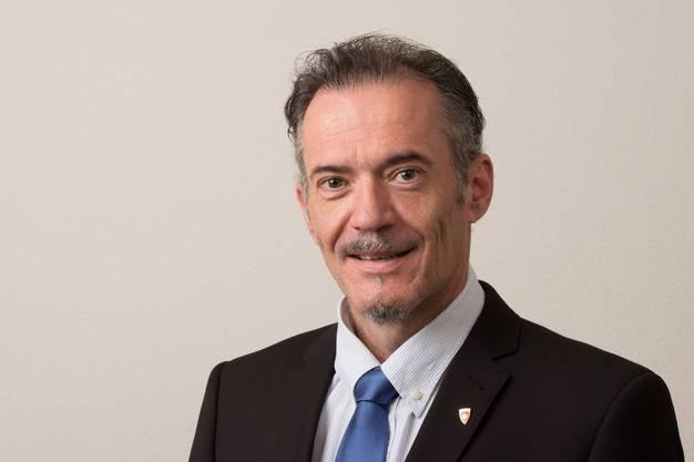 Max Hofmann ist Generalsekretär des Verbandes Schweizer Polizeibeamter