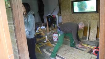 Freiwilligenarbeit im Kinderheim «Huus am Schärme» in Hägendorf