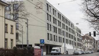 Das Felix Platter Spital bietet urologische Leistungen vor Ort an. (Archivbild)