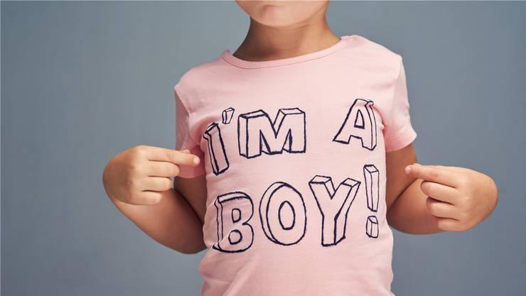 Bub oder ein Mädchen? Schon 5-Jährige fühlen sich manchmal im falschen Körper. Aber sind sie deswegen transsexuell? Getty Images/iStockphoto