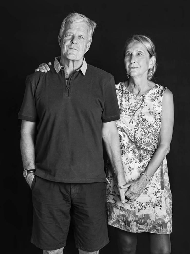 Lungenarzt Max und seine Frau Catherine sind zwei der Spinnerei-Bewohner.