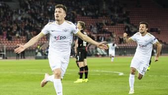 FCZ - Leverkusen 3:2