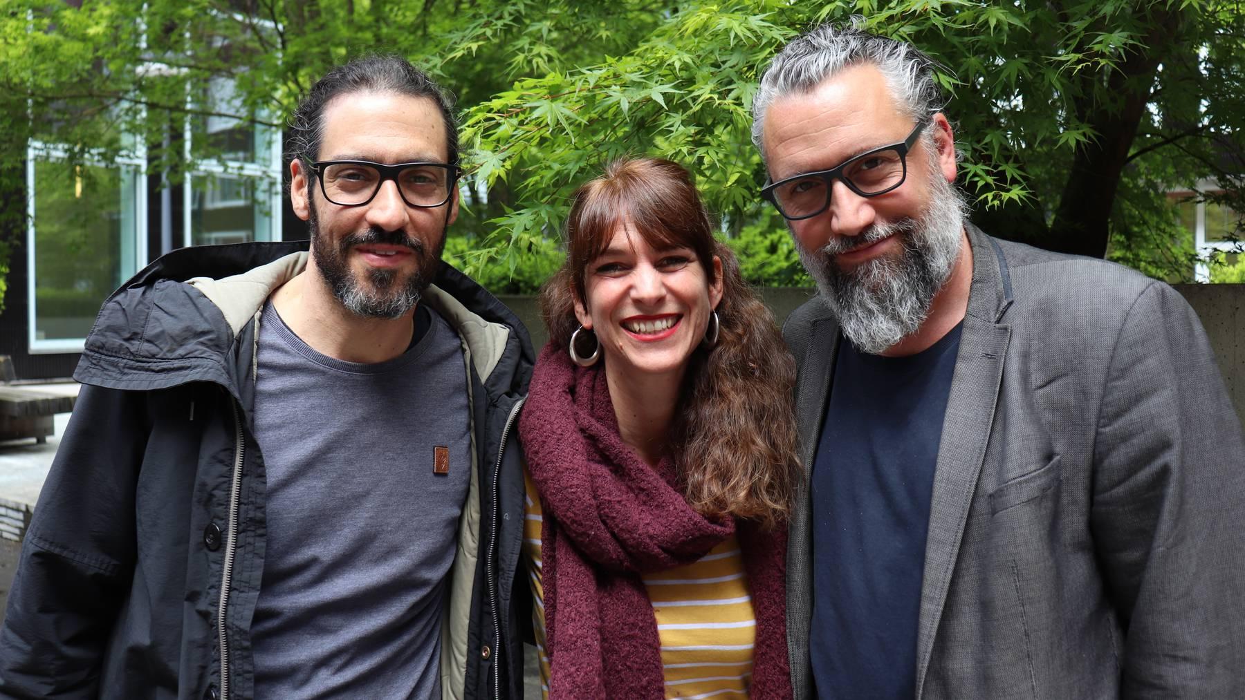 Secondhand Orchestra: Dani Schaub & Roman Riklin