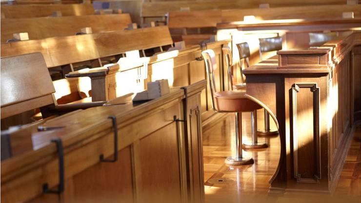 Aufgrund der Platzverhältnisse bleibt das Rathaus leer. (Archivbild)