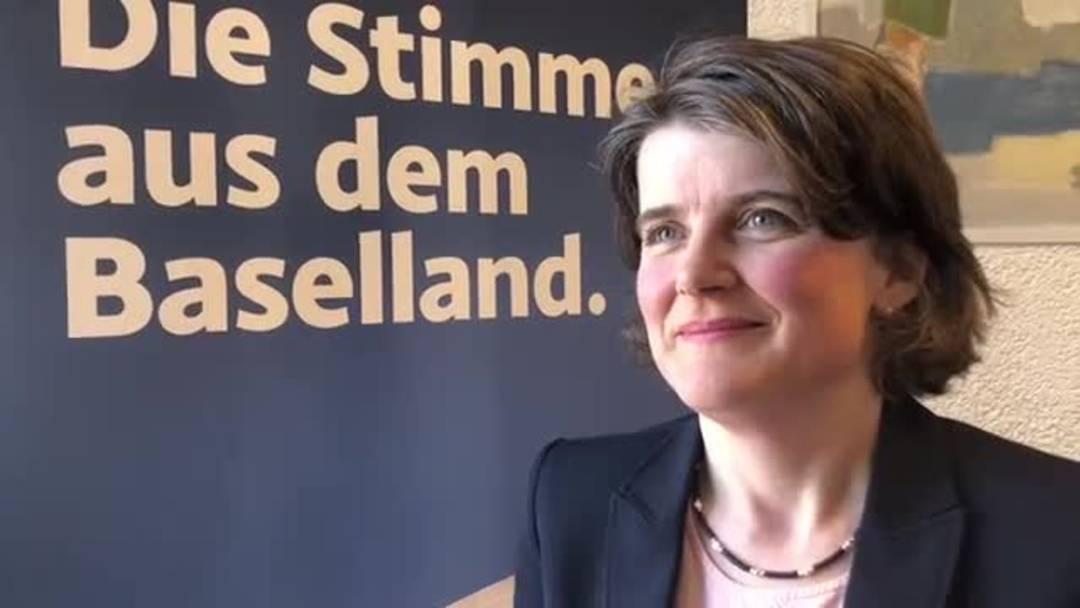 """Kathrin Schweizer: """"Einzelne Ausrutscher, aber sonst fairer Wahlkampf"""""""