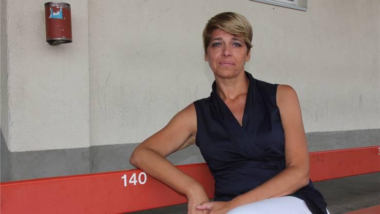 Acht Jahre lang war Patricia Schönenberger an der Spitze des FC Liestal. dfs/Archiv