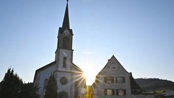 Salt will neue Antenne in Kirchturm, Erlinsbach SO
