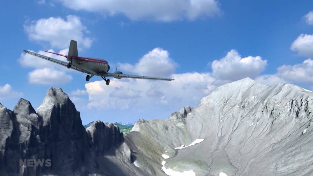 Schlussbericht: Pilotenfehler führten zu «Tante Ju»-Absturz