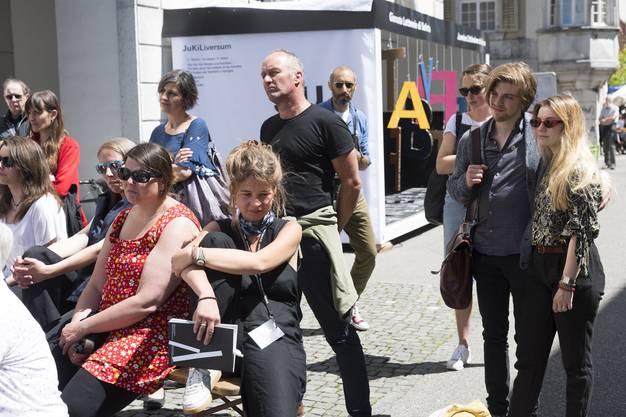 Literaturtage Solothurn Freitag