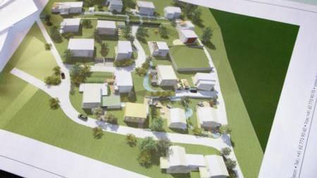 Die Pläne für die Überbauung des «Rüchlig» zeigen laut René Brogli eine Orchestrierung der Bauten in die Landschaft