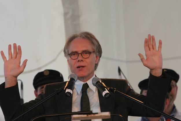 Moritz Leuenberger