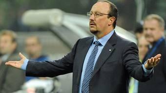Rafael Benitez wird neuer Chelsea-Trainer