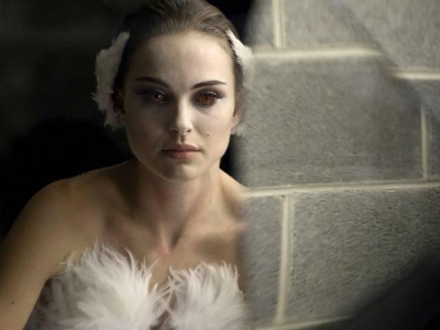Natalie Portman als Ballerina in einer Szene des Films «Black Swan»