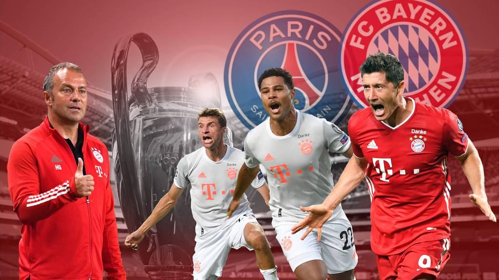 Warum Bayern die Champions League gewinnt