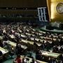Die Uno-Generalversammlung hat am Mittwoch in einer Resolution das Verhalten Israels kritisiert. (Archivbild)