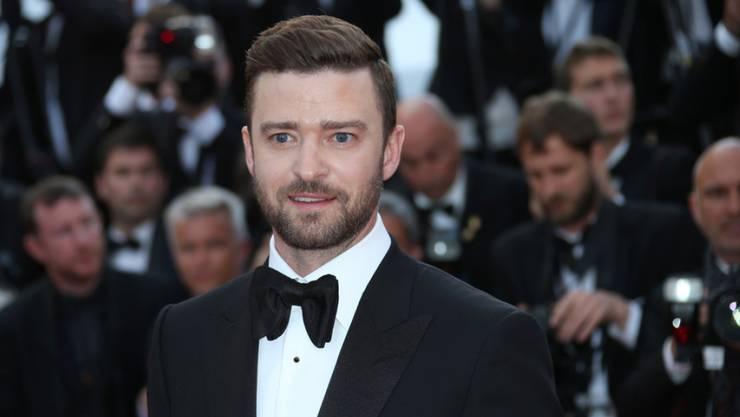 Justin Timberlake spielt erstmals in einem Film von Woody Allen mit (Archiv)