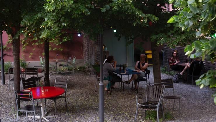 Das Brugger Kulturhaus Odeon öffnet die Türen teilweise wieder.